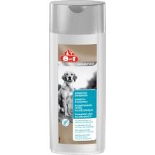 8 in1 Шампунь для чувствительной кожи для собак
