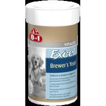 8in1 Excel Пивные дрожжи для кошек и собак