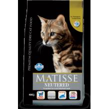 FARMINA Matisse Neutered (сух.для стерилизованных кошек и кастрированных котов)