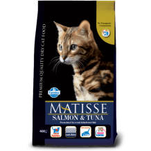 FARMINA Matisse Salmon & Tuna (сух.для кошек с Лососем и Тунцом)