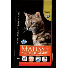FARMINA Matisse Neutered Salmon (сух.для стерилизованных кошек и кастрированных котов с Лососем)