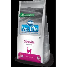 FARMINA Vet Life Cat Struvite (сух.для кошек при МКБ струвитного типа) уценка