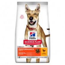 HILL'S Performance сух.для активных собак Высококалорийный