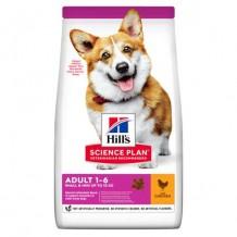 HILL'S Science Plan сух.для собак мелких пород Курица
