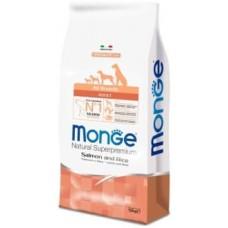 Monge Dog Speciality сух.корм для собак всех пород лосось с рисом