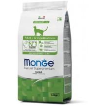 Monge Cat Monoprotein Adult Rabbit корм для взрослых кошек с кроликом