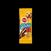 PEDIGREE Rodeo Мясные косички  для взрослых собак всех пород
