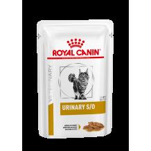 ROYAL CANIN Уринари С/О с цыпленком (фелин) 100г пауч