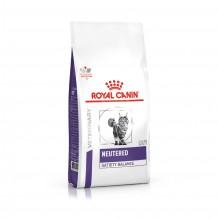 ROYAL CANIN NEUTERED SATIETY BALANCE Для кастр. и стерилиз. котов и кошек с момента операции до 7 лет.