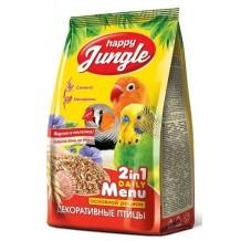Happy Jungle корм для декоративных птиц