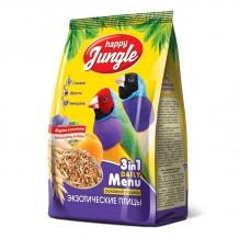 Happy Jungle корм для экзотических птиц
