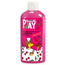 ANIMAL PLAY SWEET шампунь для собак и кошек витаминизированный Вишневый пай