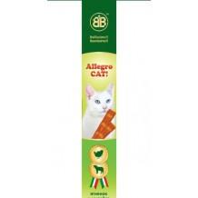 B&B Аллегро Кэт Колбаски для кошек Ягненок/Индейка (1шт)