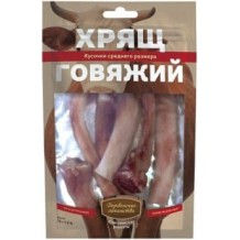 Деревенские лакомства Хрящ говяжий средний размер