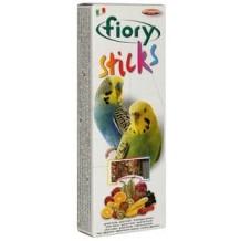 FIORY палочки для попугаев Sticks с фруктами 2х30 г