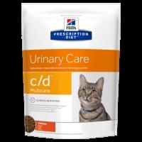 HILL'S  Prescription Diet сух.для кошек С/D профилактика МКБ струвиты