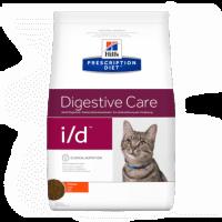 HILL'S  Prescription Diet сух.для кошек I/D лечение ЖКТ