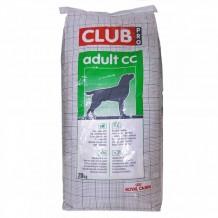 Клуб Эдалт СС сухой корм для взрослых собак с умеренной активностью