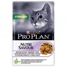 PRO PLAN конс. для стерилиз.кошек индейка
