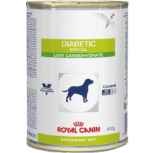 ROYAL CANIN DIABETIC SPECIAL LOW CARBOHYDRATE CANINE Диета для собак при сахарном диабете